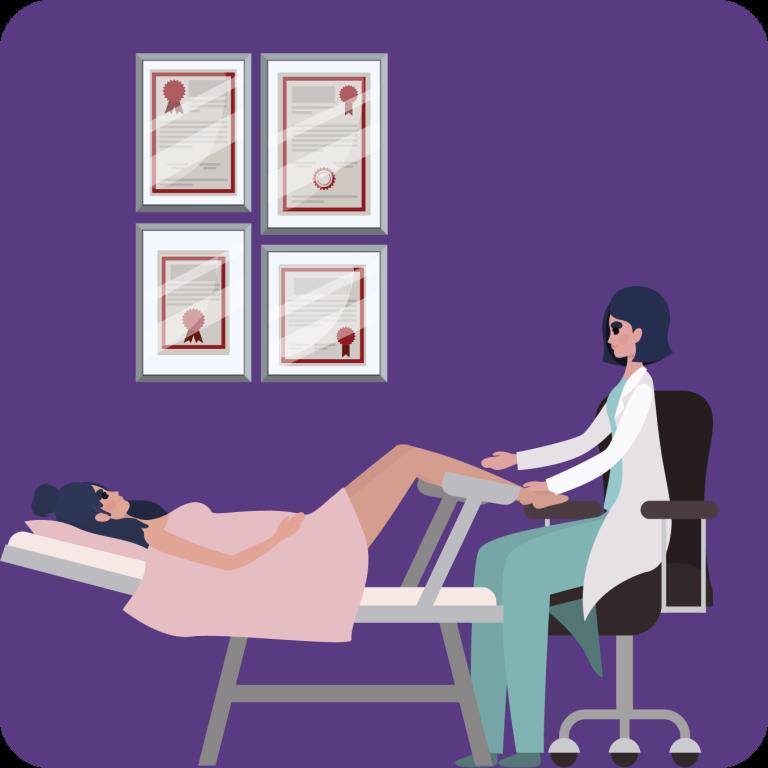 Vídeo Histeroscopia Diagnóstico